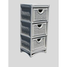 Cabery 3 Drawer Accent Cabinet by Highland Dunes