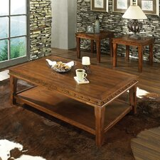 Albany Park 3 Piece Coffee Table Set