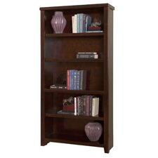 Tribeca Loft 70 Standard Bookcase by kathy ireland Home by Martin Furniture