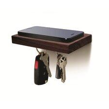 Plank Floating Shelf Key Hook