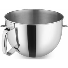 6 Quart Stainless Steel Mixing Bowl