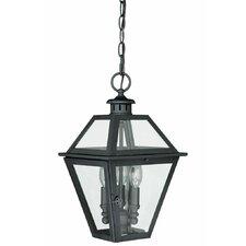 Nottingham 3-Light Outdoor Hanging Lantern