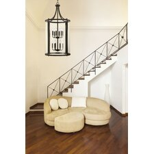 Penrose 12-Light Foyer Pendant