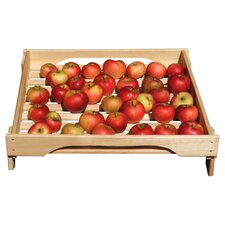 Stacking Apple Wooden Crate