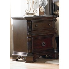 Arbor Place 2 Drawer Nightstand by Liberty Furniture