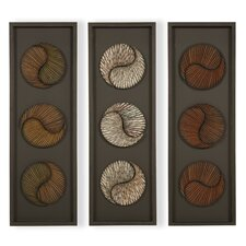 3 Piece Panel Graphic Art Set