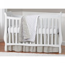 Frame Geo Classic 4 Piece Crib Bedding Set by Summer Infant