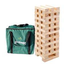 Hi-Tower Game with Storage Bag