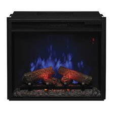 Lincolnville Traditional Electric Fireplace Insert