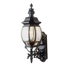 3-Light Outdoor Sconce