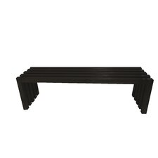 Lexter Metal Dining Bench
