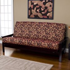 Arbor Day Futon Slipcover by Siscovers