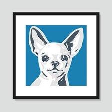 Chihuahua Graphic Art