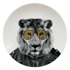 22.9cm Ceramic Dinner Plate in White