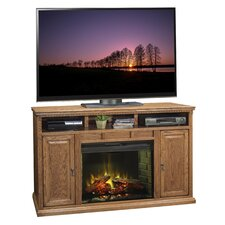 "Scottsdale 62"" TV Stand with Electric Fireplace"