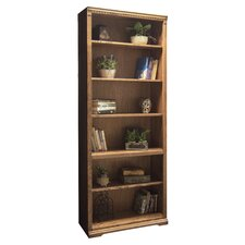"Scottsdale Oak 84"" Standard Bookcase"