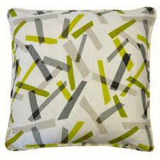 Pixel Cotton Throw Pillow
