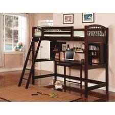 Dorena Twin Low Loft Bed