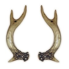 Antler Door Handles (Set of 2)