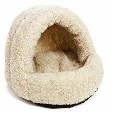 Katzenbett mit Sherpa-Vlies