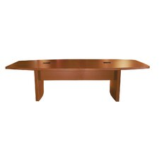 Gilberton Boat Shaped Conference Table