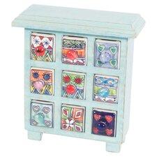 Ceramic Accessory Box