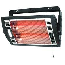 Garage Shop 1,200 Watt Ceiling Mount Electric Radiant Heater
