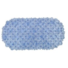 Bubbles PVC Bath Mat