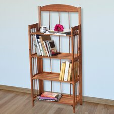 45 Accent Shelves Bookcase by Lavish Home