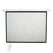 "High Contrast Grey 84"" diagonal Electric Projection Screen"