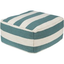 Montville Pouf Ottoman by Rosecliff Heights