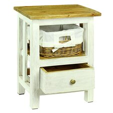 Mirabelle 1 Drawer Nightstand