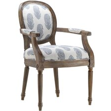 Vireo Armchair in Walnut by Wildon Home ®