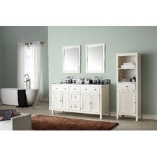 Hamilton 43 Single Bathroom Vanity Set by Avanity