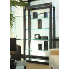 Calligraphy Wall 78 Etagere Bookcase by Allan Copley Designs