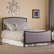Bayside Upholstered Panel Bed