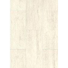 16,7 cm x 39 cm Fliese aus Travertin