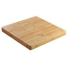 Essentials Square Butchers Block