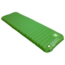 """Frontier Camping 5"""" Air Mattress with Built-in Foot Pump"""