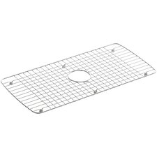 """Cape Dory 27-1/2"""" x 13-3/8"""" Stainless Steel Sink Rack"""