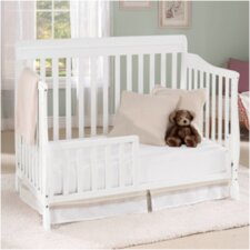 Big Oshi Stephanie 4-in-1 Convertible Crib by Baby Time International Inc.