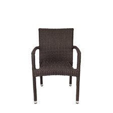 Sierra Stacking Dining Arm Chair