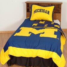 NCAA Michigan Bedding Comforter Collection