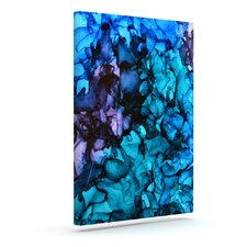 Lucid Dream' by Claire Day Graphic Art on Wrapped Canvas by KESS InHouse