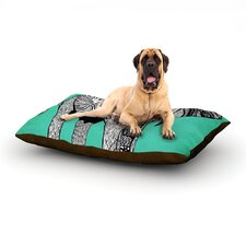 'Elephant of Namibia Color' Dog Bed