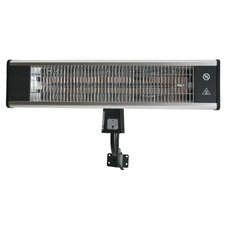 1500 Watt Wall Mounted Electric Radiant Compact Heater