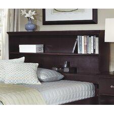 Signature Bookcase Headboard by Carolina Furniture Works, Inc.