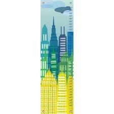 City Skyline Growth Chart