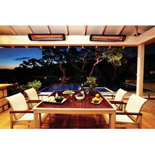 Tungsten 4000 Watt Electric Mounted Patio Heater
