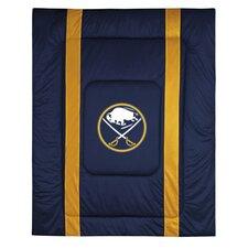 NHL Buffalo Sabres Sidelines Comforter